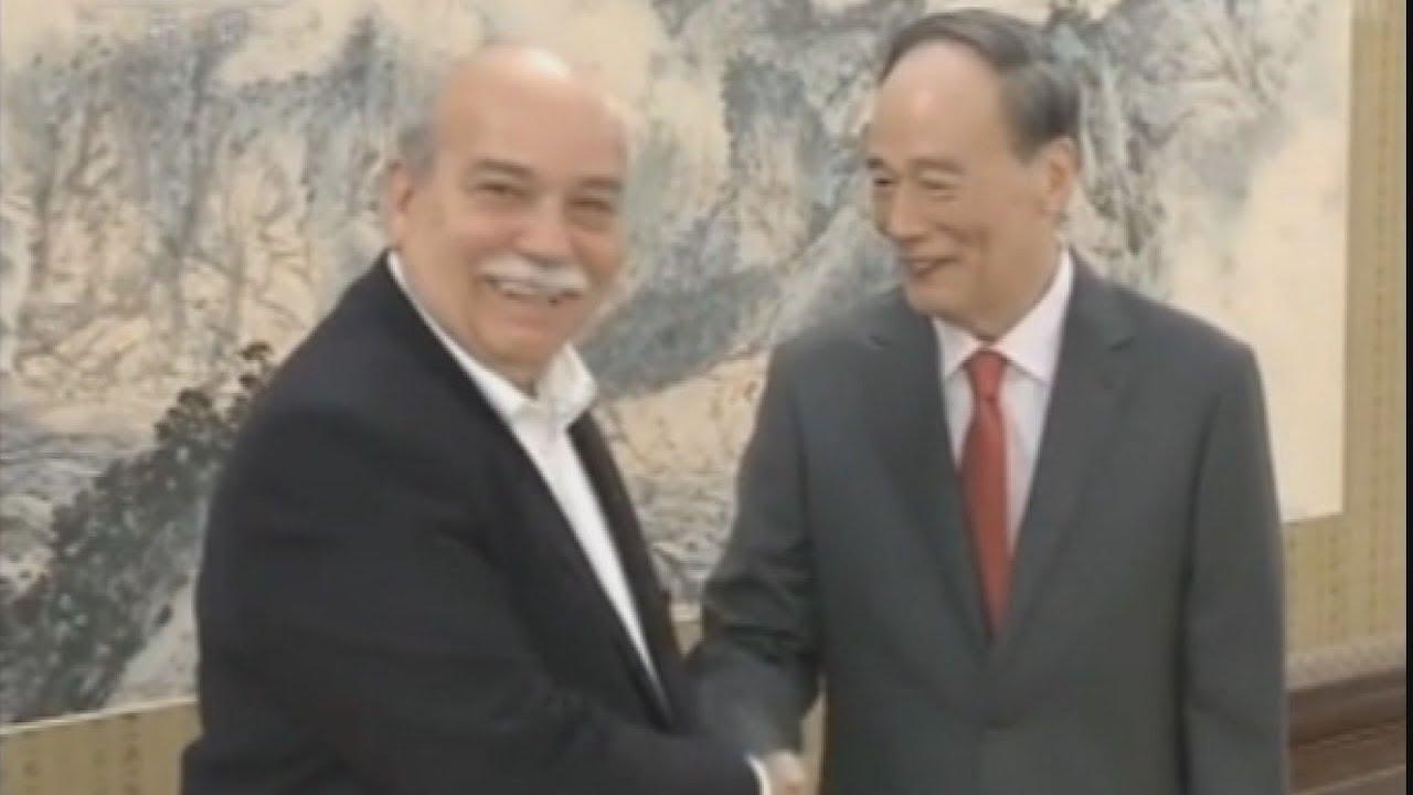 Ν. Βούτσης στο Πεκίνο: Πόλοι παγκόσμιας ειρήνης και σταθερότητας, Ελλάδα και Κίνα