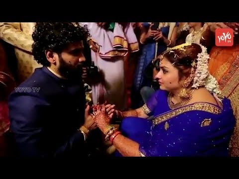 Actress Namitha Wedding Video | Namitha and Veerendra Wedding Celebrations