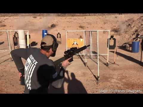 Hard As Hell 3 Gun 2017 (full match)