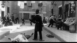 Немое кино и оркестр: Тихая улица. Арт Показ