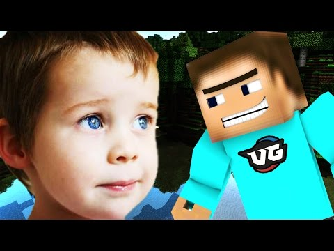 ADORABLE FUNNY SQUEAKER TROLLED ON MINECRAFT! (Minecraft Trolling)