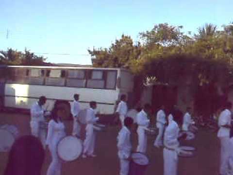 Desfile de 07 Setembro Sebastião Laranjeiras BA 2011