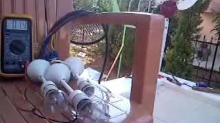 Rüzgar enerjisi denemeleri 2