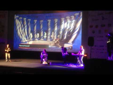 DevGAMM Moscow 2016: Musical performance (full version)