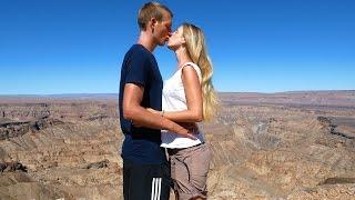 Diesmal sind wir zusammen in unserem Camping Alltag in Namibia unterwegs und es geht zum Fish River Canyon. ▻▻ Hier findest du das Namibia ...