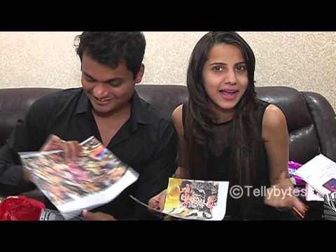 Vrinda Dawda amd Bhavin Mehta recieve Gifts from f