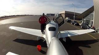 How to exit a Cirrus in style