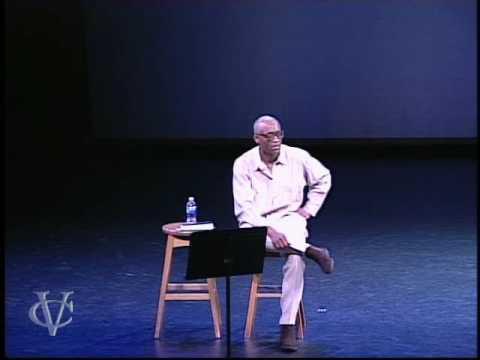 Der kreative Prozess, ein Vortrag von Bill T. Jones