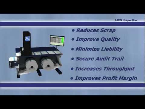 pcindustries - PC Industries offers Defect Roll Mapping on the Guardian PQV 100% Print Quality Verification system. This flexible, reliable, and easy to use software is des...