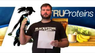 http://goo.gl/JPTGE1 - Glenn reviews the all natural grass fed protein from TruProteins!