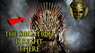 The Secret Of The Iron Throne | The Swords (Game of Thrones)
