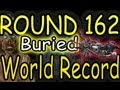 """Buried"" 162 Rounds ""New Buried World Record"" Black Ops 2 Zombies Gameplay!"