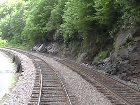 Down the Lehigh Valley Gorge