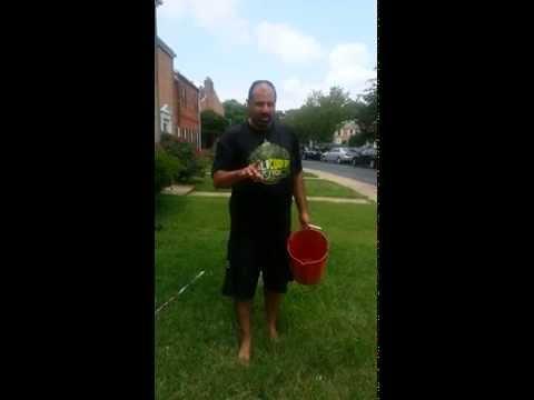 Khan's Ice Bucket Challenge