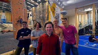 Community With 10.000 Members! by Eric Karlsson Bouldering