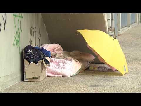 Povertà, anche alcuni senzatetto aretini nel dormitorio di San Domenico