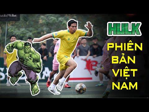 """Màn trình diễn cực kỳ """"HUNG HÃN"""" của Quái vật thể lực - Hulk phiên bản Việt Nam - Thời lượng: 14:19."""