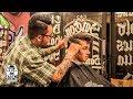 Kiểu tóc kinh điển của vua nhạc Rock Elvis Presley ✂ Liem Barber Shop's collection