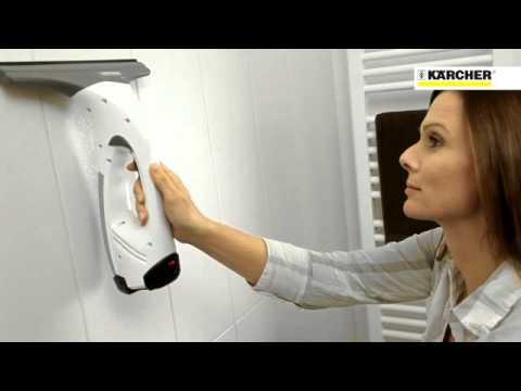 Karcher WV 70 Plus Window Vacuum -- The Good Guys