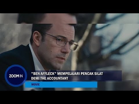 "Ben Affleck Mempelajari Pencak Silat Demi ""The Accountant"""