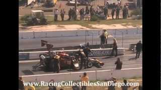 Witch Doctor Pro Mod Drag Racing Barona Drag Strip  3-23-2013