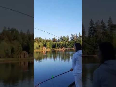 Видеоотчет о рыбалке за 03 июля 2021 г.