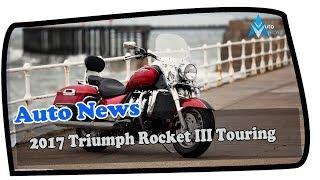 7. HOT NEWS Low Price !!! 2017 Triumph Rocket III Touring Price & Spec