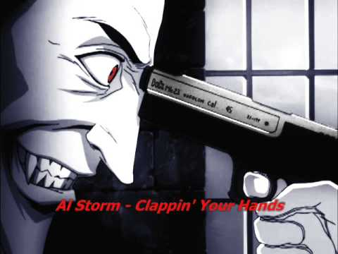 Al Storm - Clappin' Your Hands