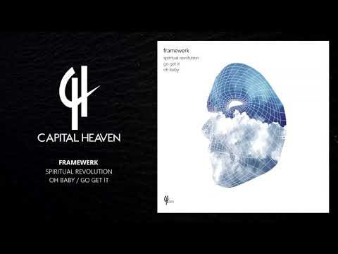Framewerk - Spiritual Revolution (Original Mix) [Capital Heaven]