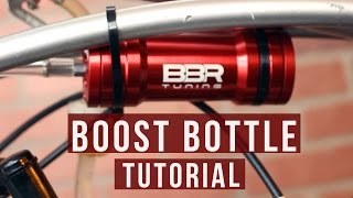 A quick and easy tutorial on how to install your boost bottle that will take your gas bike to the next level!Get your boost bottle here ► http://bit.ly/1OWNE2FBikeBerry.com ►http://bit.ly/1FZ8nPpFacebook ► http://on.fb.me/1wWG4fDInstagram ► http://bit.ly/1aM3WxZTwitter ► https://twitter.com/bikeberrycomEverything you need to make your own Motorized Bicycle.