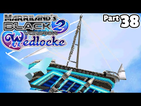 boat - Welcome to Marriland's Pokemon Black 2 WEDLOCKE (Challenge Mode), which is a Nuzlocke variant (see description for a link to the rules). In this episode, Nearly boards the Team Plasma Frigate...
