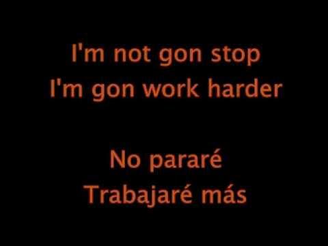 Glee - Survivor-I will survive (lyrics & traduccion en español) 1