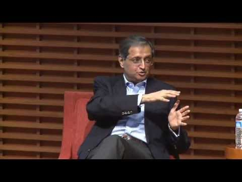 pandit - Citigroup CEO Vikram Pandit discusses the financial crisis, leading complex organizations, and the future of banking at the Stanford Graduate School of Busin...