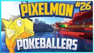 """PIXEL POINTS"" Pixelmon Server Pokeballers Adventure Season 2 Episode 26"