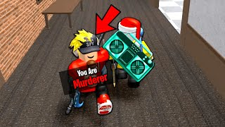 ROBLOX MURDER MYSTERY 2 I CAN GUESS WHO IS MURDERER NOW