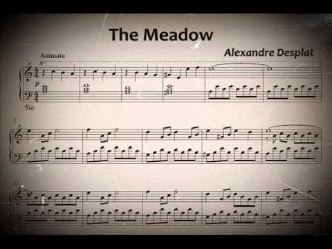 The Meadow - Alexandre Desplat (Original Version)