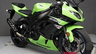 6. 2012  KAWASAKI  ZX6R NINJA 600  - National Powersports Distributors