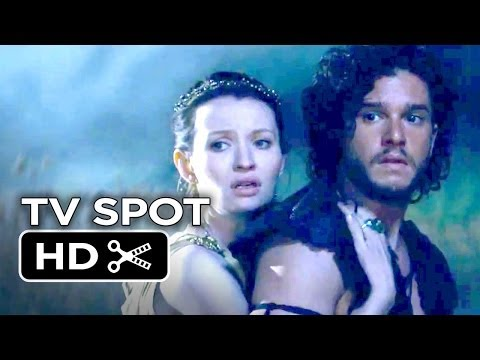 Pompeii TV SPOT - Chance (2014) - Kit Harington, Emily Browning Movie HD