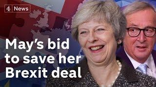 Video Juncker says EU will not renegotiate Brexit deal MP3, 3GP, MP4, WEBM, AVI, FLV Desember 2018