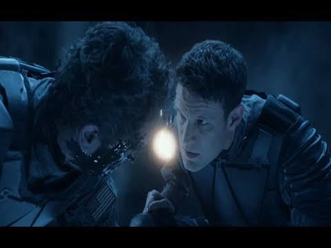 Pops vs. John Connor Scene | Terminator Genisys