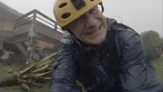 AMAZING AMATEUR FOOTAGE OF TYPHOON HAIYAN - BBC NEWS