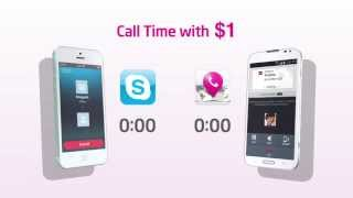 Global Call : Free $0.3, Topup YouTube video