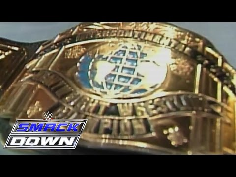 Video Relive the history of the Intercontinental Title in WrestleMania: SmackDown, March 26, 2015 download in MP3, 3GP, MP4, WEBM, AVI, FLV January 2017