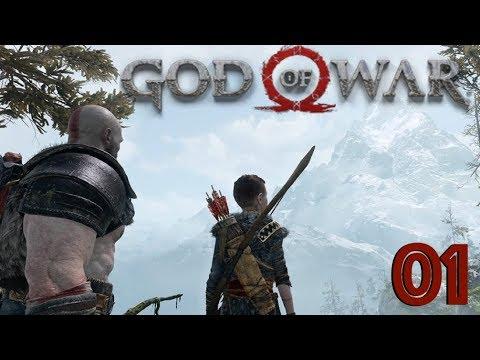 GOD OF WAR | JEU DE L'ANNEE ? | DECOUVERTE GAMEPLAY FR, NO SPOIL !