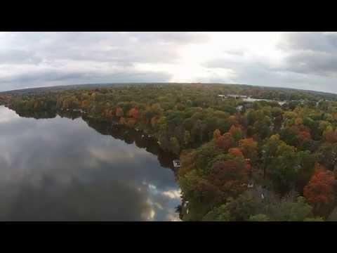 Stevensville Drone Video