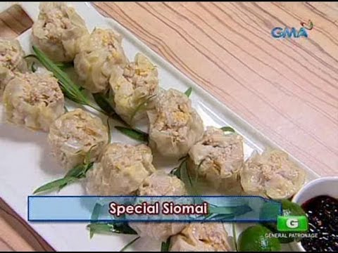 Kusina Master: Siomai For The Master Show Man