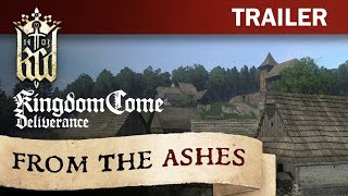 Trailer DLC From The Ashes