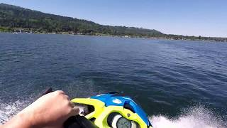 10. Sea-Doo Wake 155 on Lake Sammamish