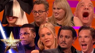 Video All The Best Moments From Season 18 - The Graham Norton Show MP3, 3GP, MP4, WEBM, AVI, FLV Agustus 2019