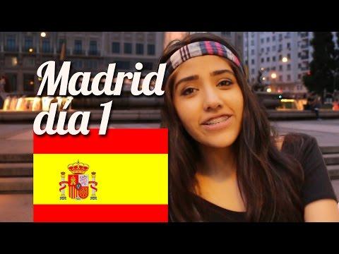 España - Este es el video de mi primer día en España, fue una bonita experiencia, no visité muchos lugares porque era algo tarde pero me gustó mucho. Aunque me imagin...